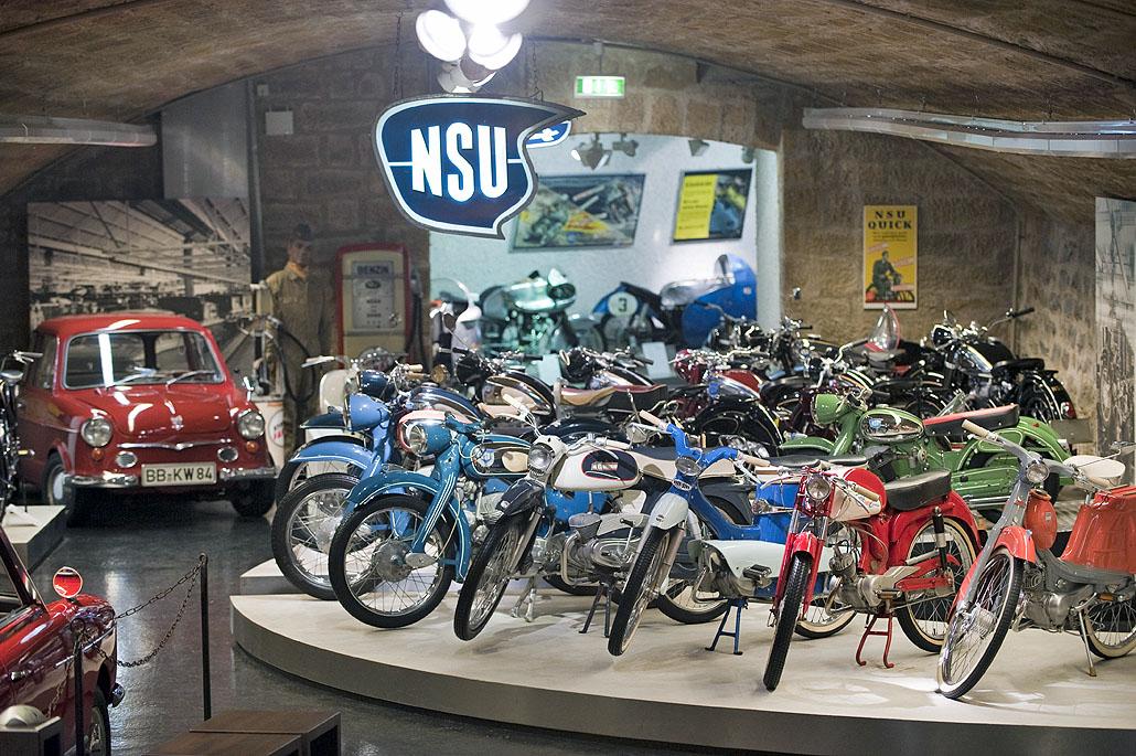 Foto Deutsches Zweirad Museum