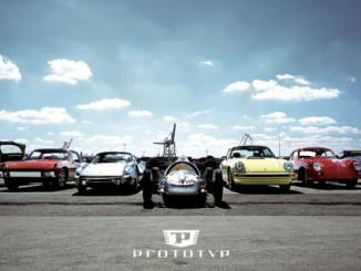 Foto Prototyp Porsche Museum Hamburg