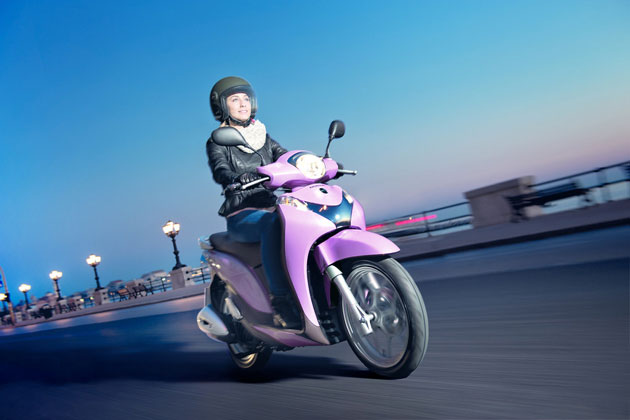 Foto Honda SH Mode 125