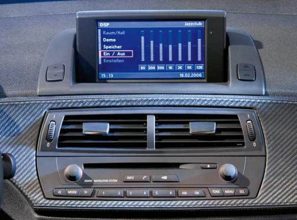BMW Z4 mit THX Sound System