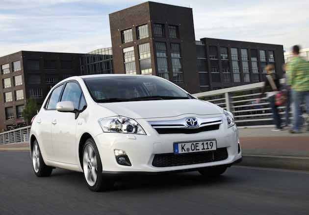 Toyota Auris Hybrid Foto
