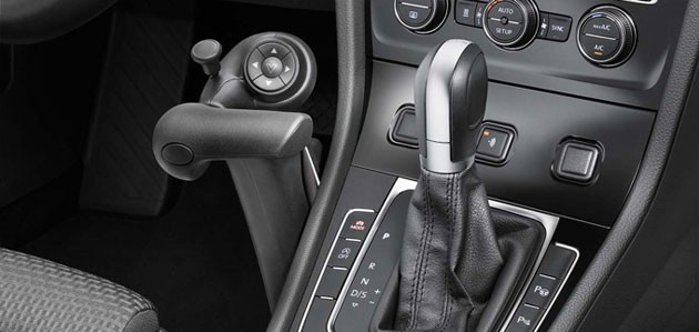 VW Handbediengerät