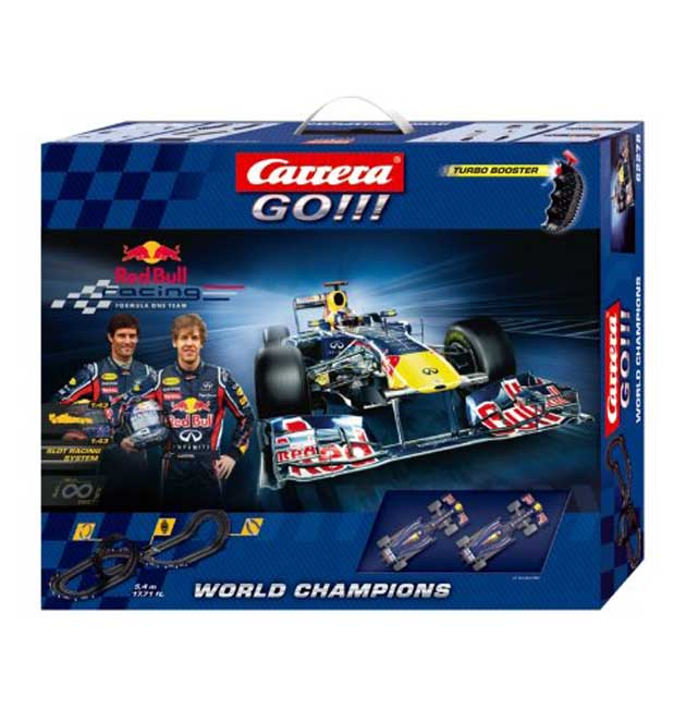 Carrera Go F1 Set