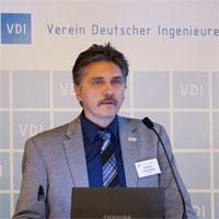 Foto von Professor Rodolfo Schöneburg