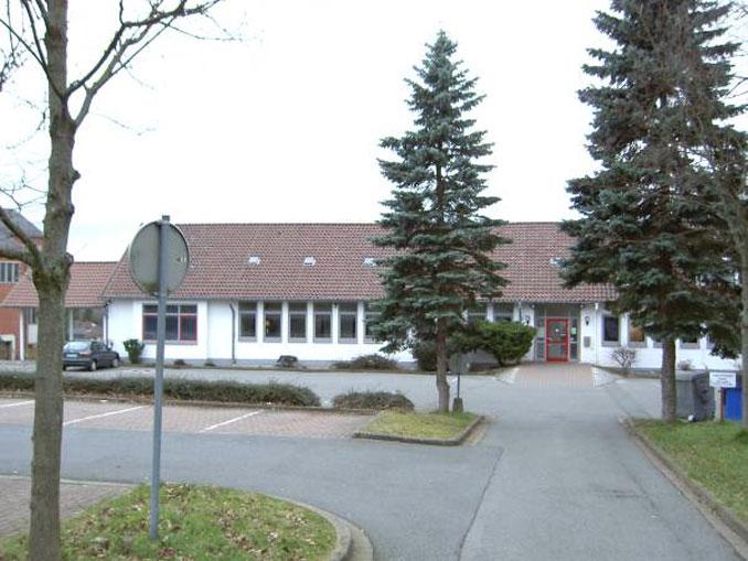 Die Kfz-Zulassungsstelle Osterode am Harz