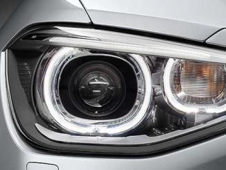 BMW Tagfahrlicht Scheinwerfer