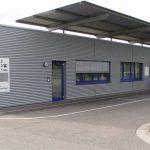 Foto der Kfz-Zulassungsstelle Bühl