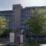 Foto Eingang Kfz-Zulassungsstelle Mannheim