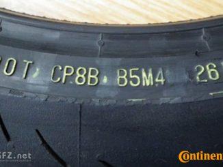 Reifen Datumcode