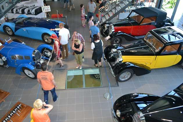 museum autovision altlu heim echte automobilgeschichte. Black Bedroom Furniture Sets. Home Design Ideas