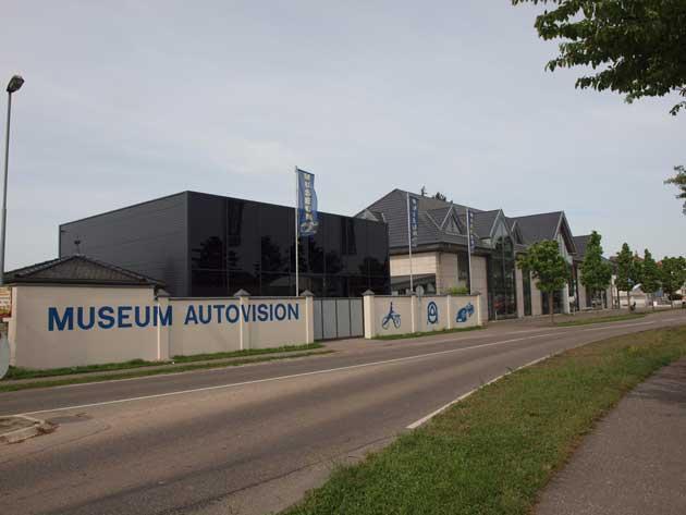 Museum Autovision Bugatti