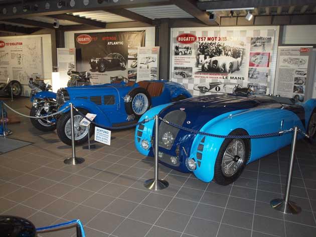 Bugatti Museum