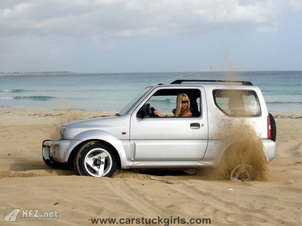 carstuckgirls-5