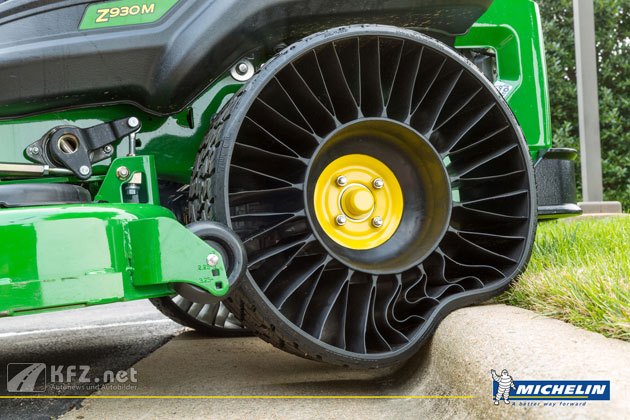Foto: Michelin Tweel Reifen