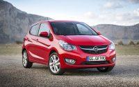 Opel Karl Bild