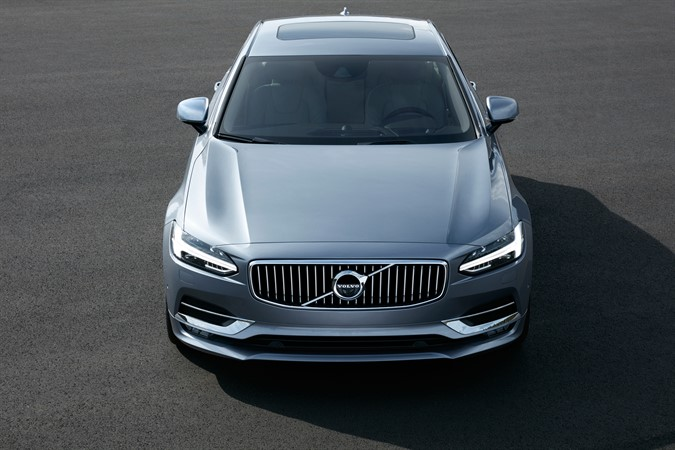 Front Volvo S90 Foto