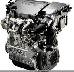 Ford TDCI Motor