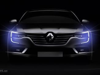 Renault Talisman Bild