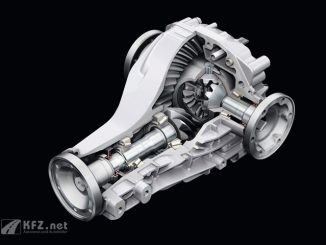Audi Hinterachsdifferenzial