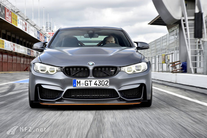 BMW M4 GTS Foto