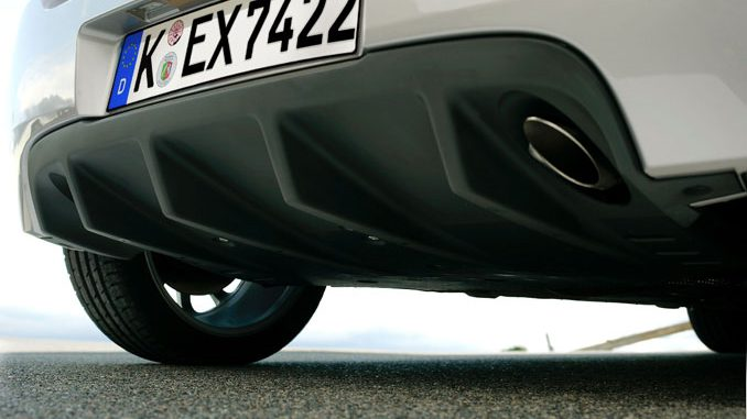 Foto Renault Clio Diffusor