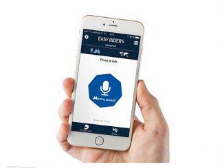 BTtalk App auf dem Iphone