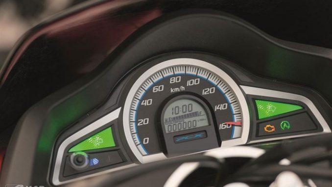 Honda PCX125 Cockpit