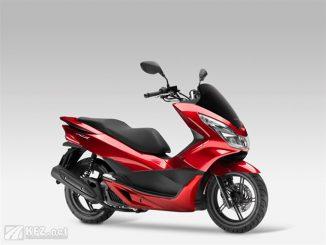 Foto Honda PCX125 Rot