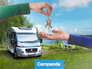 Wohnmobil Foto von Campanda