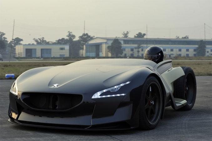 Foto Peugeot EX1