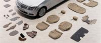 Foto: Teiletrennung bei Mercedes
