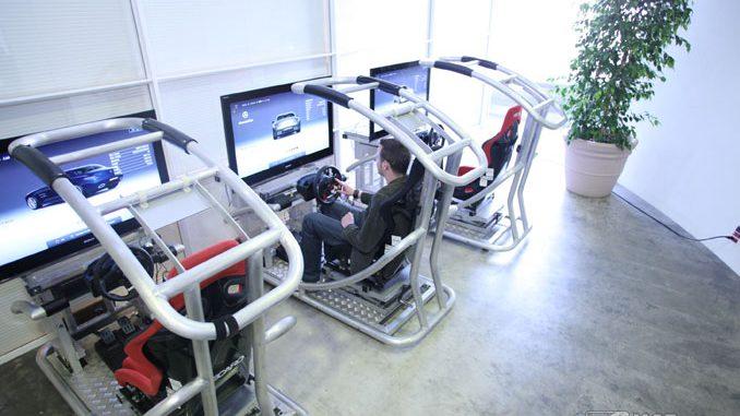 Gran Turismo 5 Kabinen
