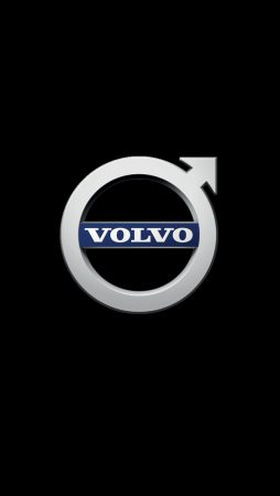 Volvo Smartphone Logo Black