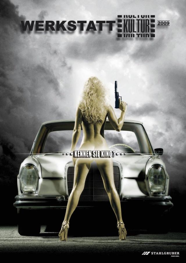 Cargirls kalender Cover