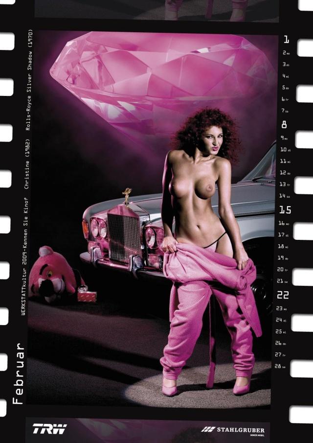 Cargirl Februar