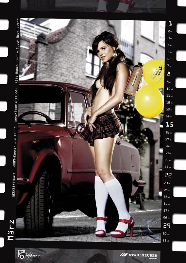 Cargirl März
