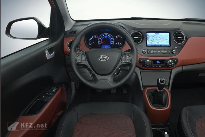 Hyundai i10 Lenkrad