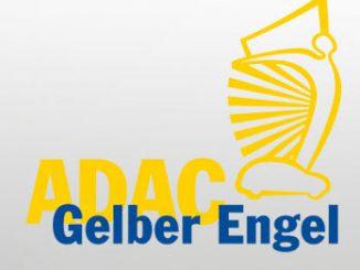 ADAC Logo Gelber Engel