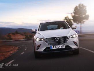 Foto Mazda CX-3 Weiß