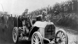 Mercedes Rennwagen mit 35PS (1901)