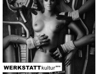 Werkstattkultur Kalender 2010 Cover
