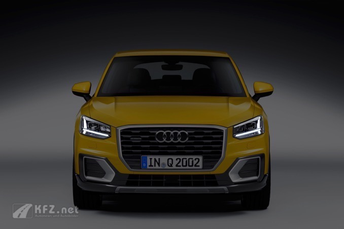 Foto Audi Q2