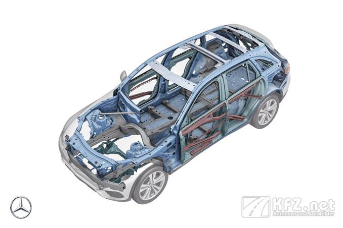 Zeichnung Auto-Karosserie
