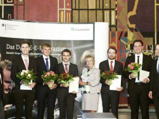 Drive-E Studienpreis Auszeichnung