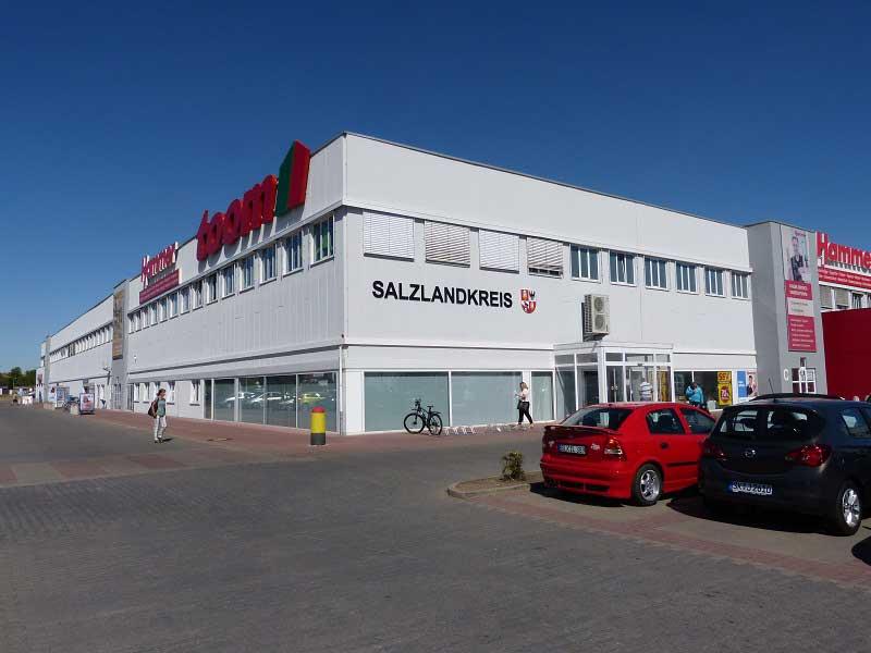 Foto Kfz-Zulassungsstelle Bernburg