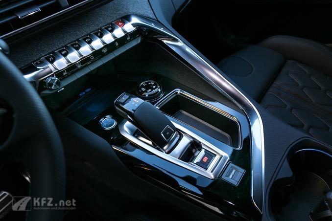 Peugeot 3008 Bilder