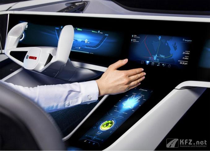 Bosch Auto-Cockpit 2025