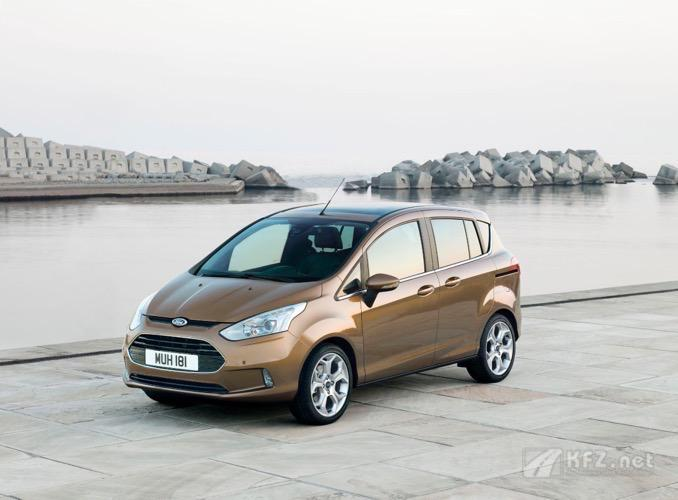 Foto Ford B-Max Frontface
