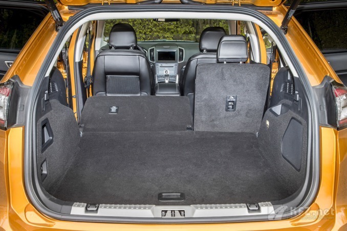 Ford Edge Kofferraum