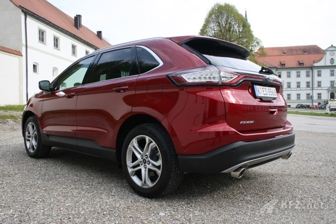 Ford Edge Heck